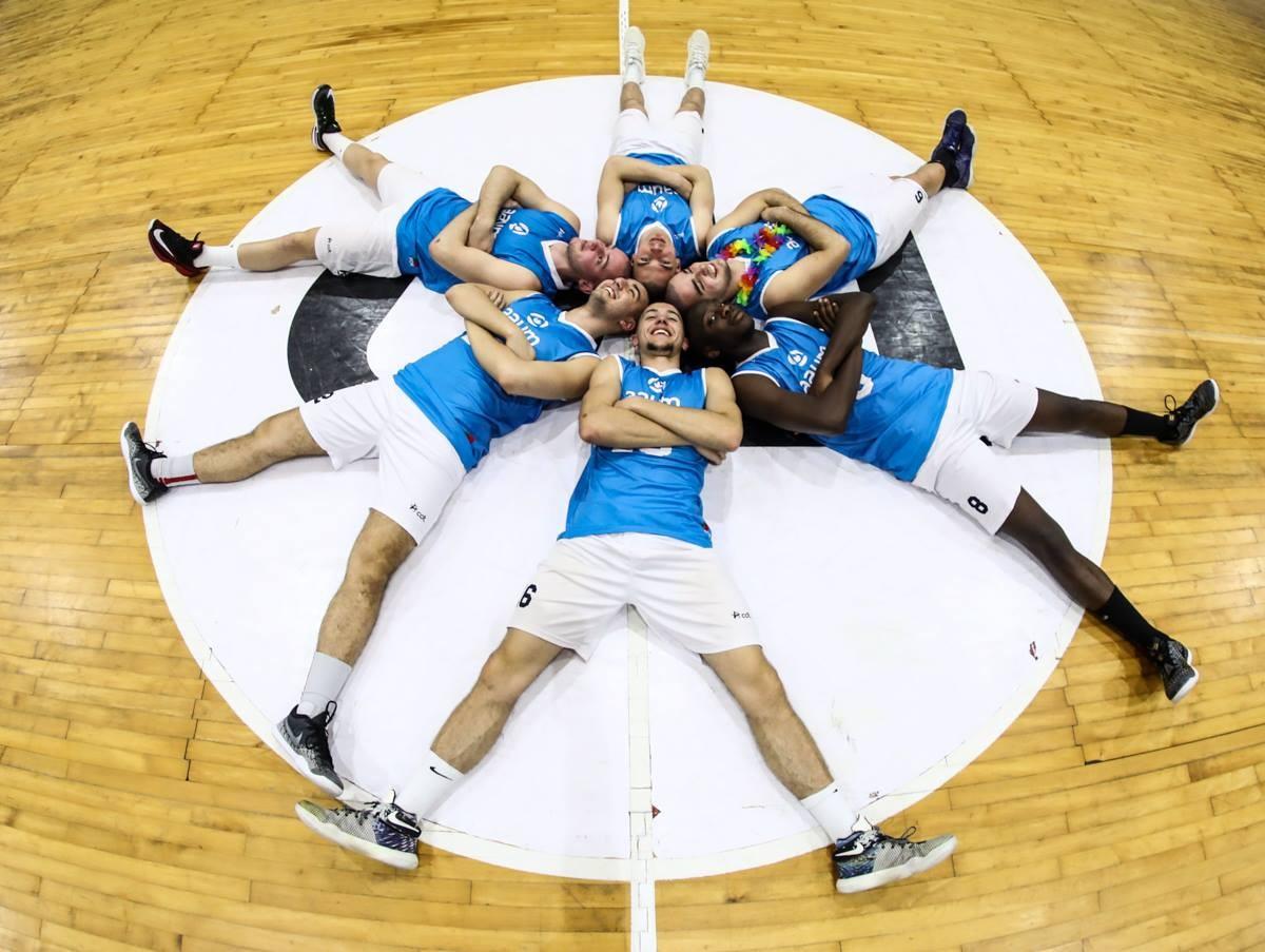 CNU s 2018AAUMinho arrecada bronze no basquetebol masculino