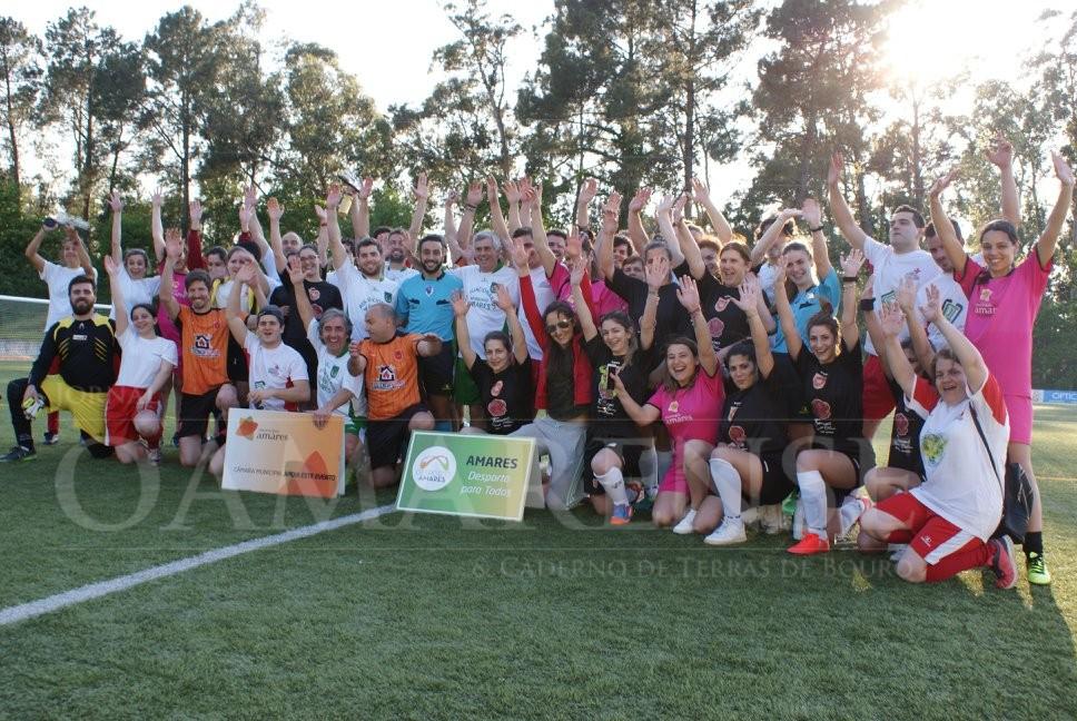 DESPORTOMunicípio e Bombeiras vencem torneio daProtecção Civil de Amares