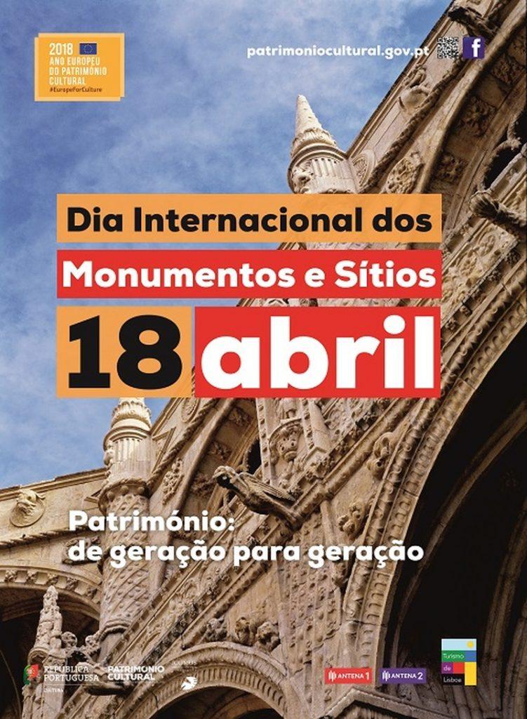 TERRAS DE BOUROComemoração do Dia Internacional dos Monumentos e Sítios a 18 de Abril