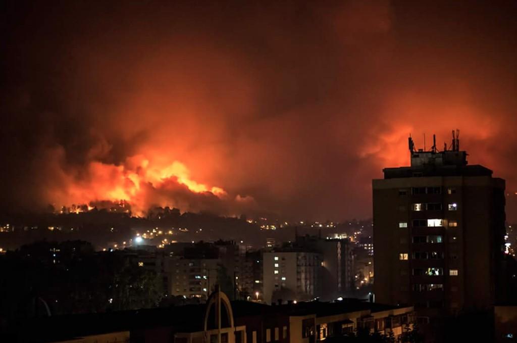 """INCÊNDIOSBraga, Vieira do Minho e Fafe recebem verba para projectos """"urgentes e inadiáveis"""""""