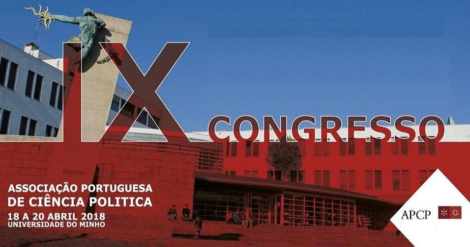18 a 20 DE ABRILUMinho recebe Congresso da Associação Portuguesa de Ciência Política