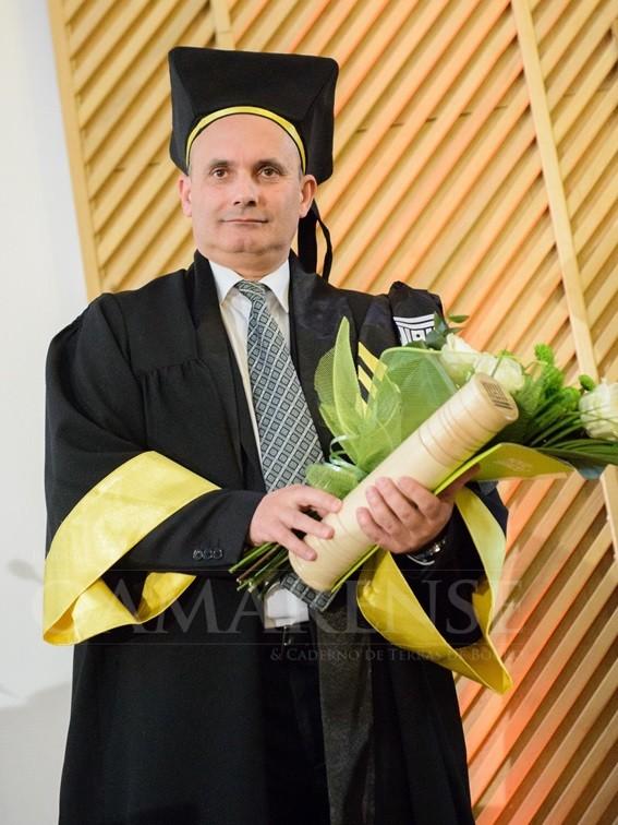 UMINHOFilipe Vaz é doutor honoris causa pela Universidade de Brasov