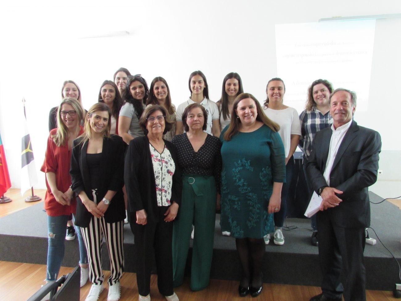 AMARESAlunos do ISAVE tiveram workshop sobre empreendedorismo