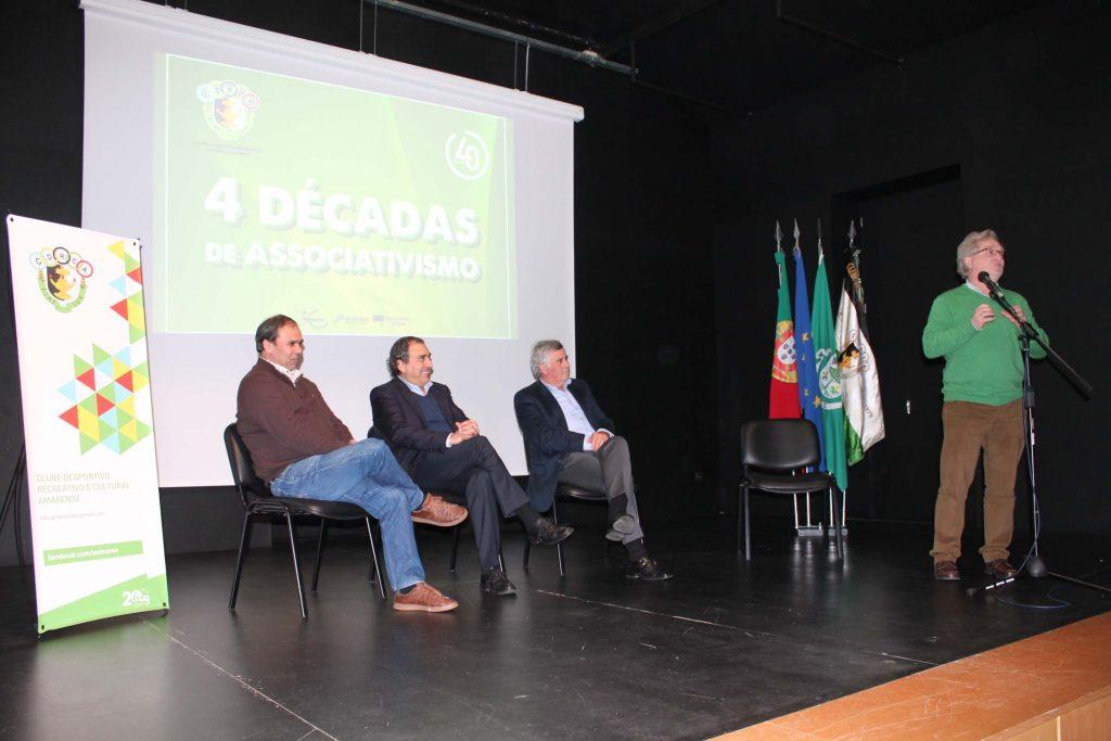 CDRCAmarense celebrou 40 anos de existência