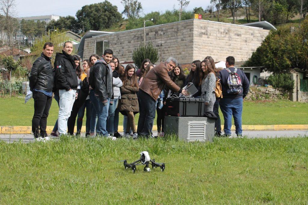BRAGA e GUIMARÃESUMinho abre as portas a centenas de jovens, familiares e orientadores