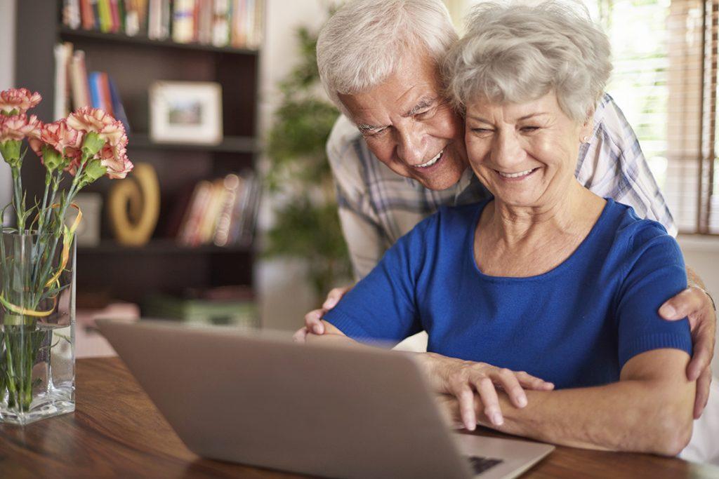 AMARESProjecto para promover competências digitais na população sénior