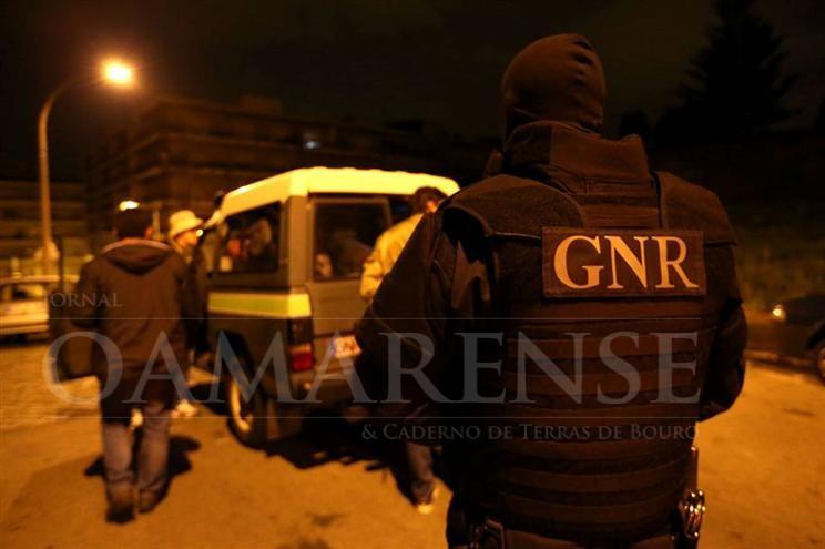 RENDUFE - Operação de FiscalizaçãoGNR de Amares deteve vilaverdense na posse de 95 gr de haxixe