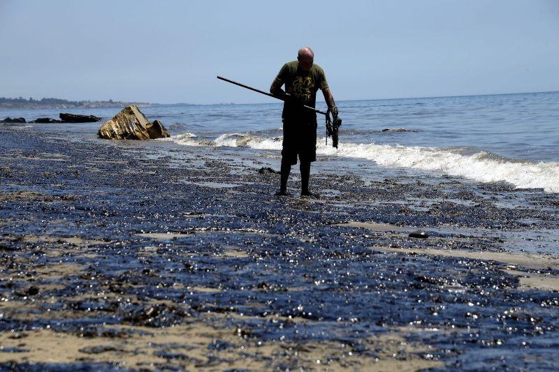 NOVO MATERIALPortugueses e australianos criaram 'esponja' que limpa petróleo dos oceanos