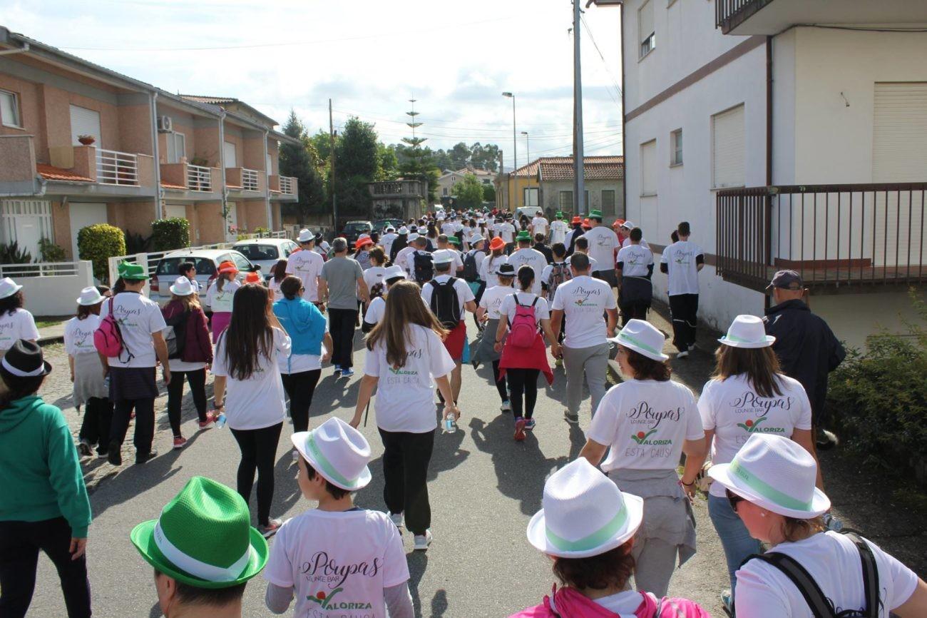 AMARES Caminhada solidária do CAO Ser Igual no domingo