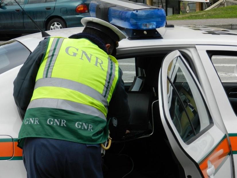 ACTIVIDADE OPERACIONALGNR deteve 130 pessoas durante o fim-de-semana