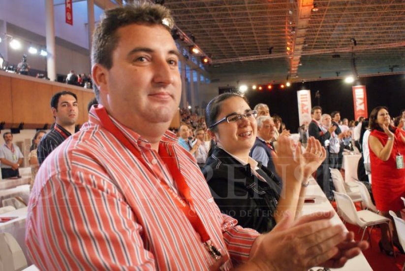 "AMARES (Política) Socialistas deram ""maioria absoluta"" a António Costa nas directas"