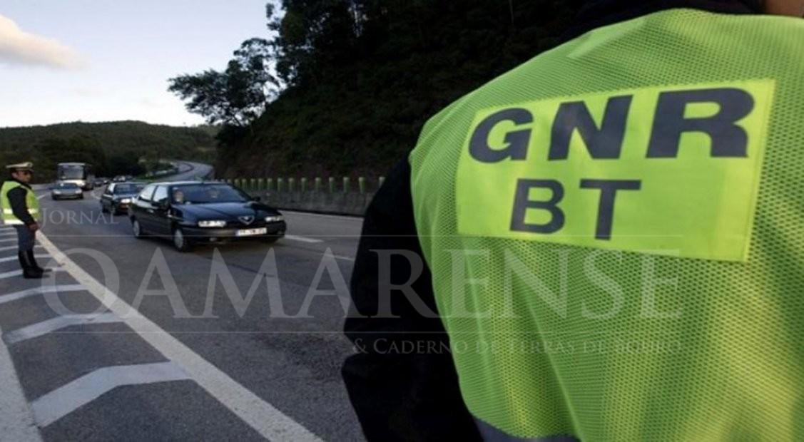 ACTIVIDADE GNR Um morto e quatro feridos graves nas últimas doze horas