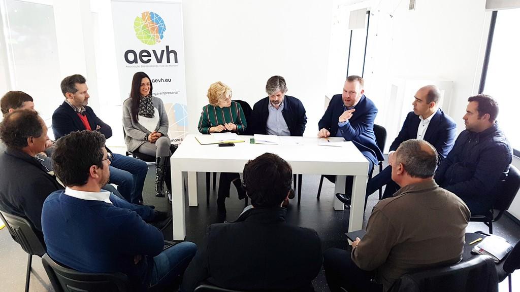 ECONOMIAAEVH e IEFP vão qualificar mão-de-obra para ajudar ao desenvolvimento da região