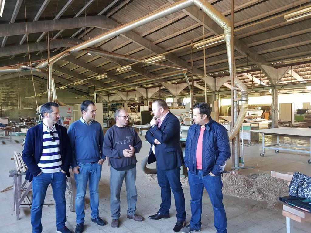 TERRAS DE BOUROAEVH quer aproveitar revisão do PDM para desenvolver zonas industriais