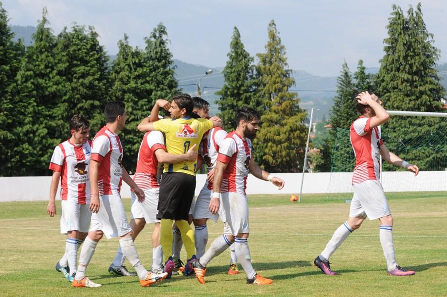 FUTEBOLFC Amares venceu o Alvelos e subiu na segunda posição