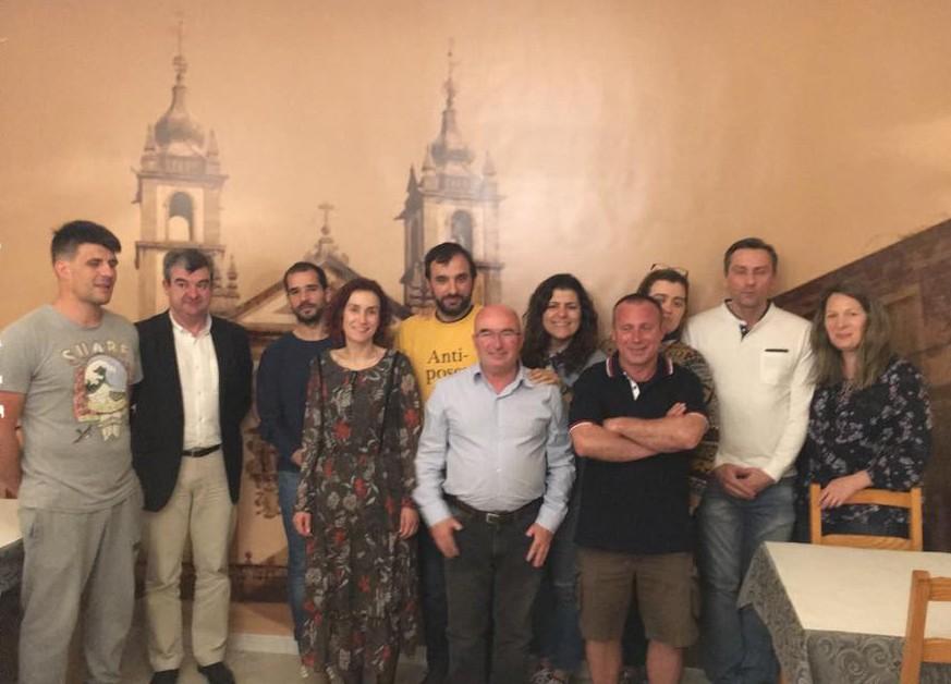 JOSÉ ANTUNES MANTÉM PRESIDÊNCIANovos órgãos da Associação Amigos do Mosteiro de Rendufe tomaram posse