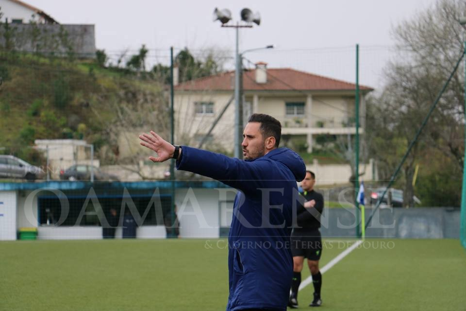 FUTEBOL Luís Manuel é o novo treinador do FC Amares