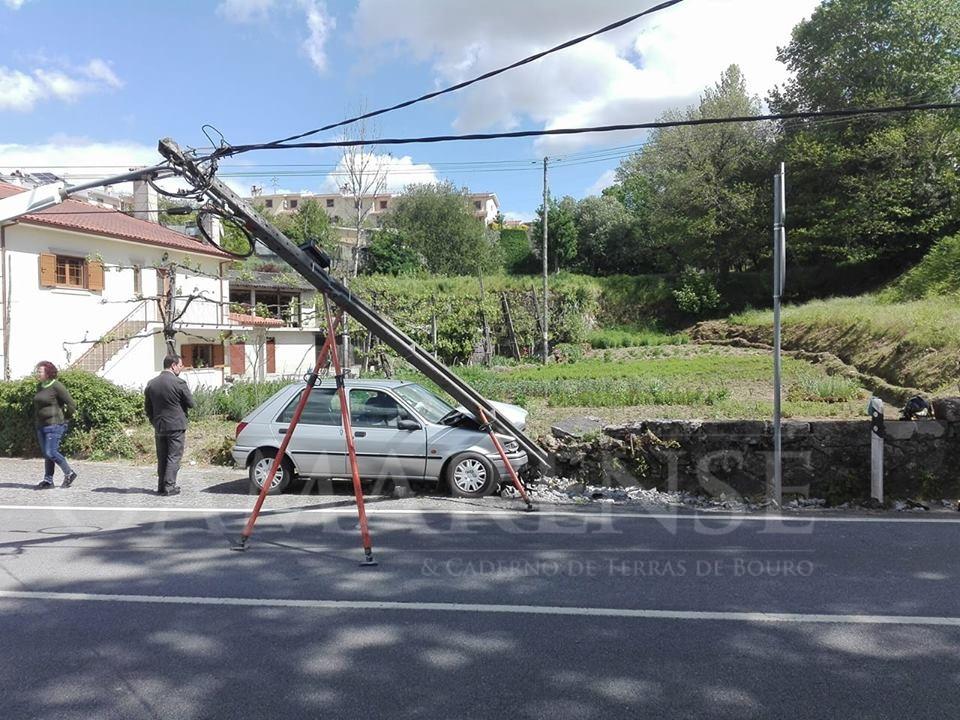 """AMARESBombeiros realçam """"prontidão"""" e """"operacionalidade"""" no socorro a vítimas de acidente de viação"""