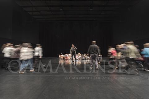 """GUIMARÃES""""O Outro de Nós"""" estreia-se no palco do Grande Auditório do Centro Cultural Vila Flor a 26 de Maio"""