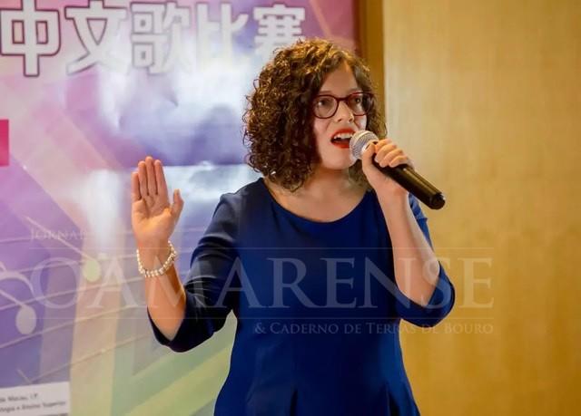 3º CONCURSO NACIONALAluna da UMinho vence concurso de canções chinesas