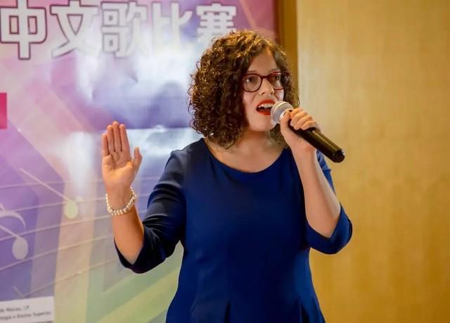 BRAGAAluna da UMinho vence concurso de canções chinesas