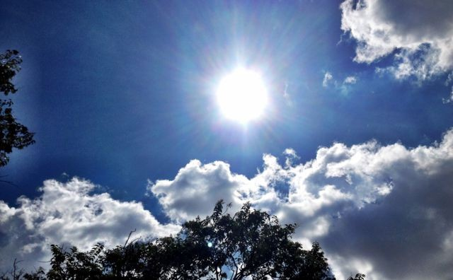 METEOROLOGIATerça-feira com temperaturas entre os oito e os 28 graus