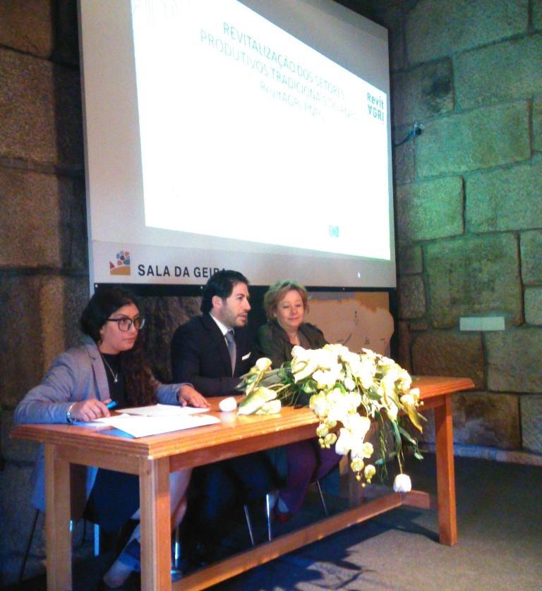 SESSÃO DECORREU ESTA TARDENúcleo Museológico de Campo do Gerês acolheu sessão promovida pelo Projecto REVITAGRI