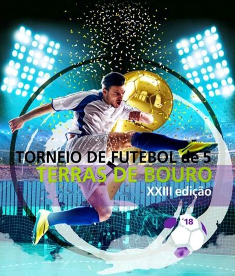 DESPORTOXXIII edição do Torneio de Futebol de Cinco das Associações de Terras de Bouro