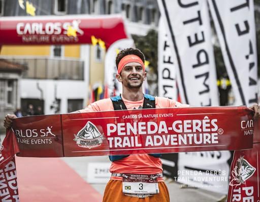 DESPORTOCésar Picinin vence Peneda-Gerês Trail Adventure