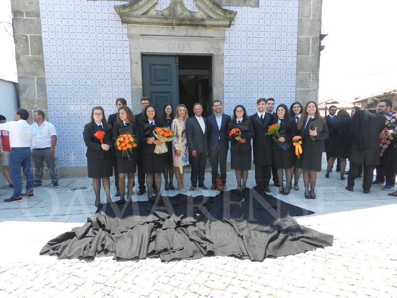 """AMARES (Ensino Superior) Entrega de Diplomas marcou mais uma celebração do """"Dia do ISAVE"""""""