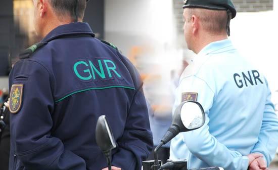 GNR209 detenções em flagrante delito durante o fim-de-semana