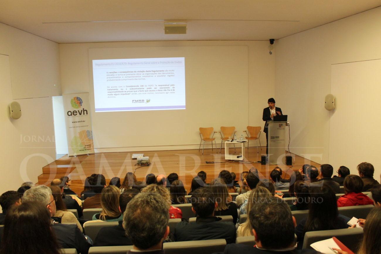 EM VILA VERDEAEVH promoveu sessão de informação sobre o Regulamento Geral da Protecção de Dados