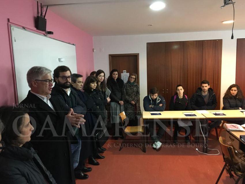 Já emprega 230 povoensesAutarca da Póvoa de Lanhoso acompanha projeto de crescimento da Prozis