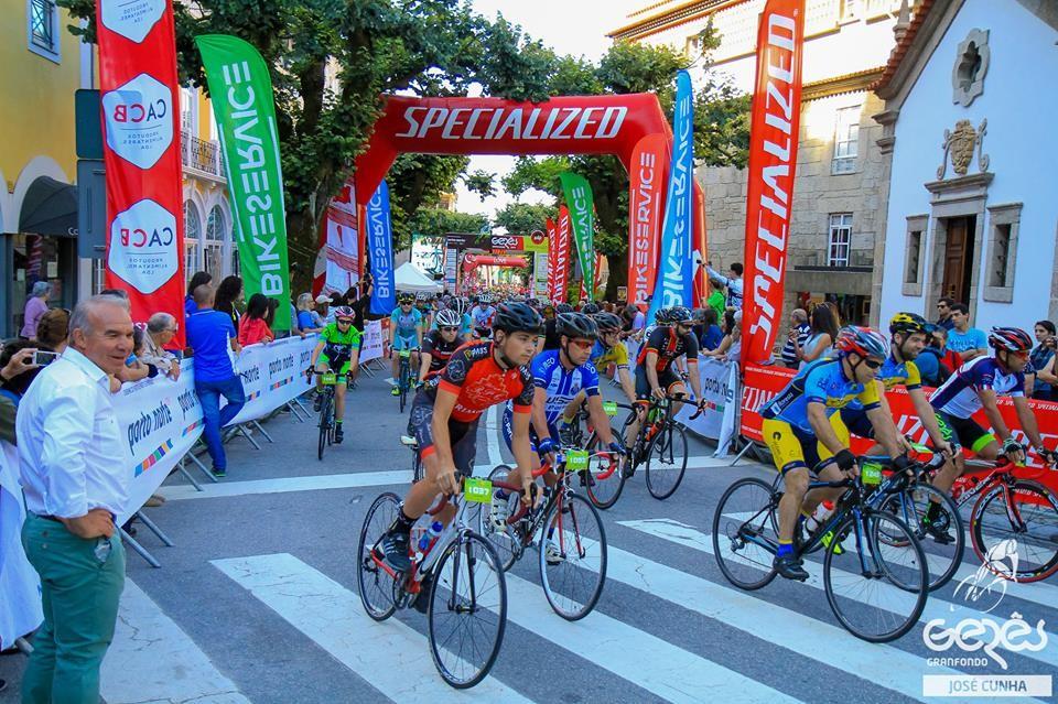 NO DOMINGO Mais de dois mil ciclistas à prova no Gerês Granfondo
