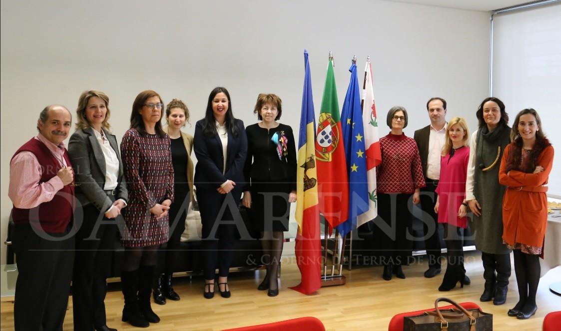 ESCOLA DE DIREITOUMinho lidera apoio ao Centro para Imigrantes na Moldávia