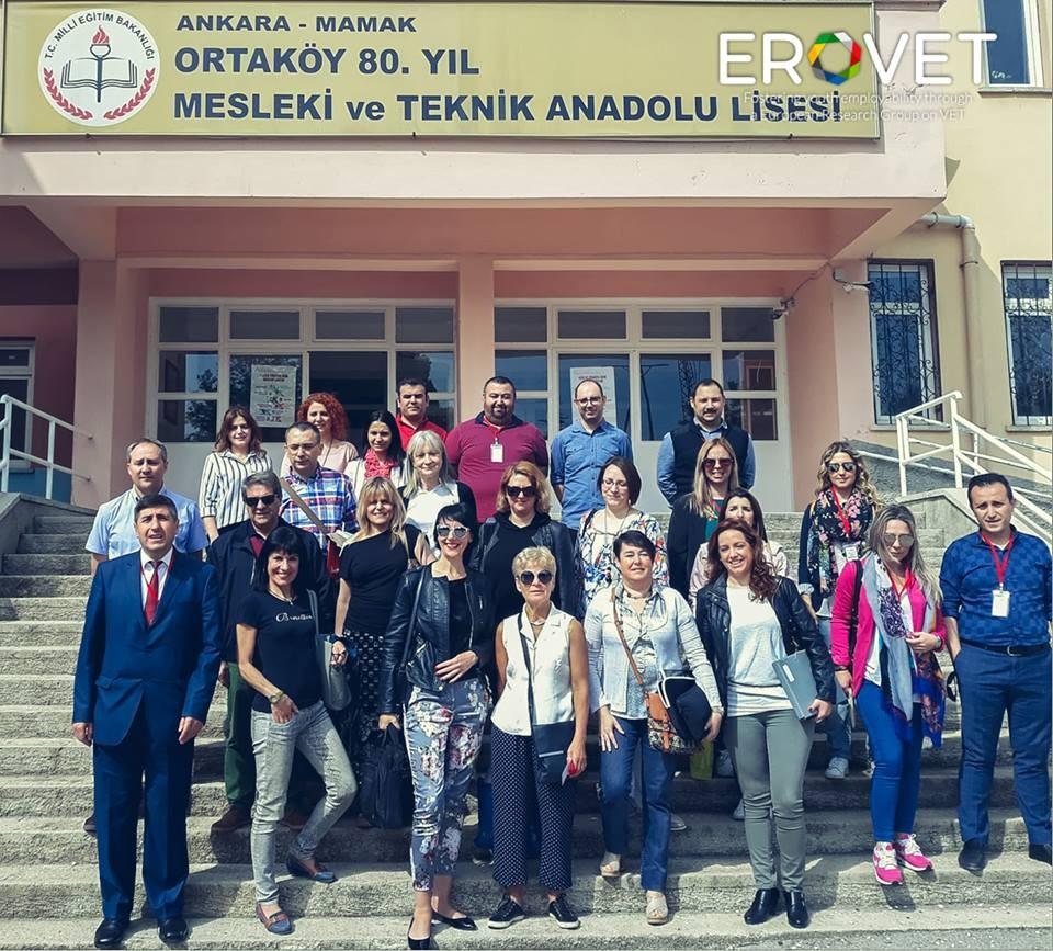 EDUCAÇÃOEPATV discute mobilidade e emprego na Turquia