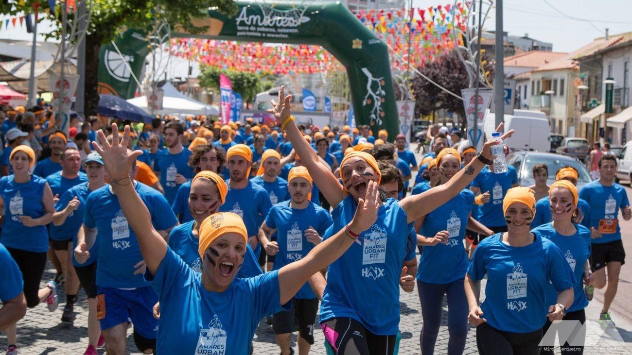 DESPORTOUrban Fit Race em Amares no sábado