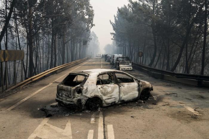 PROPOSTA DE JOSÉ MANUEL FERNANDES Portugal recebe 50,6 milhões de euros para as zonas afectadas pelos incêndios de 2017