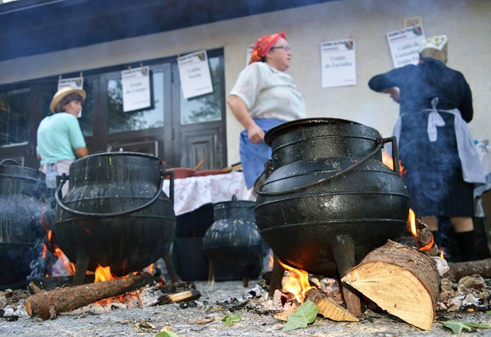 NO SÁBADOBogalha celebra Dia da Família com caldo à moda antiga