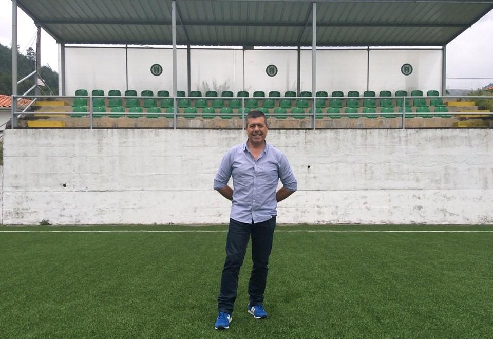 FUTEBOLVitinho é o novo treinador do GD Gerês