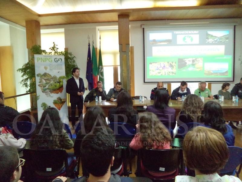 TERRAS DE BOURO (Projeto PNPG GO)Sessão educativa sobre o Parque Nacional da Peneda Gerês