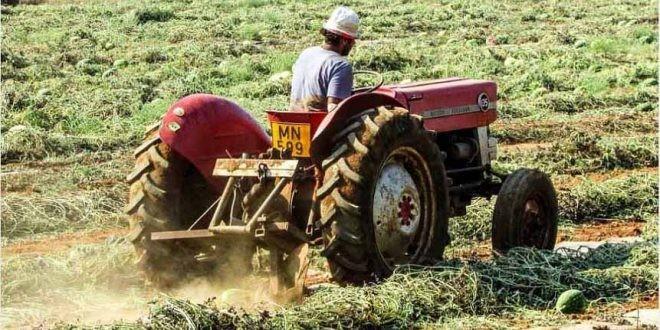 AGRICULTURA Condutores de tractores vão ter de fazer formação de 35 horas