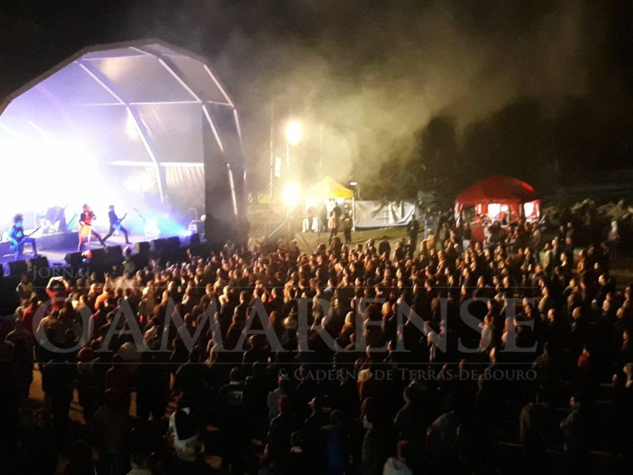 TERRAS DE BOURO - Primeiro dia do Gerês Rock Fest «superou as expectativas»