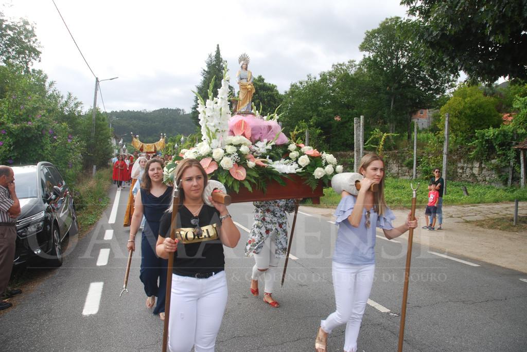 AMARES –  Bouro Santa Marta festejou padroeira