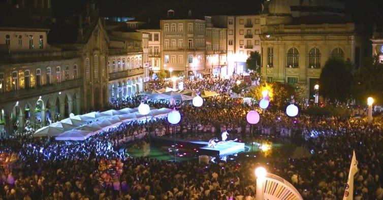 "CULTURA - 90 atividades ""de borla"" nas 48 horas da Noite Branca de Braga"