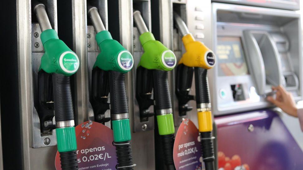 NACIONAL - Subida nos combustíveis a partir de segunda-feira