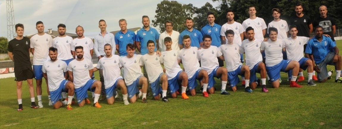 FUTEBOL - FC Amares começa Pró-Nacional em Santa Eulália