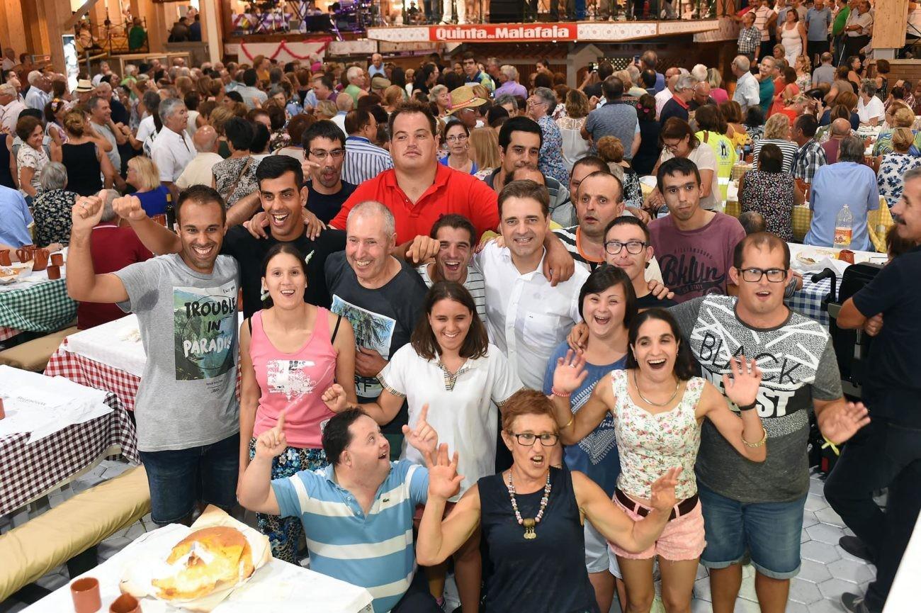 BRAGA - Câmara regressa à Quinta da Malafaia para mais um convívio sénior
