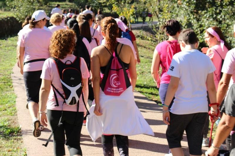 AMARES –  Domingo há caminhada de sensibilização para prevenir o cancro da mama