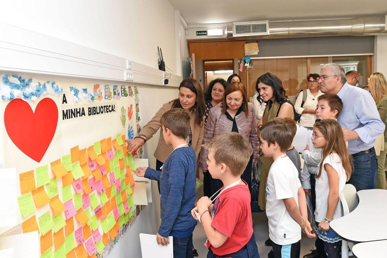 BRAGA - Câmara atribui 6 mil euros à Rede de Bibliotecas